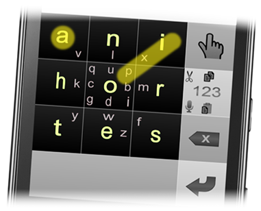 New Android Keyboard