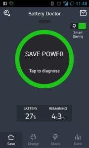 Battery Doctor - save power