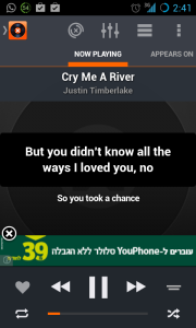 musiXmatch - preview