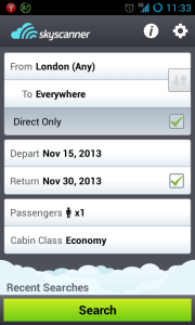 Skyscanner - review